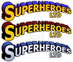 Image result for superheroes font style                                                                                                                                                                                 Más