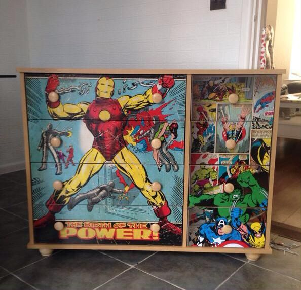 Good Superhero Fun Furniture