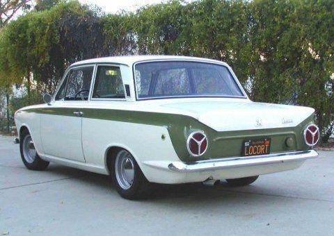 1966 lotus cortina mk1 rear steelasophical