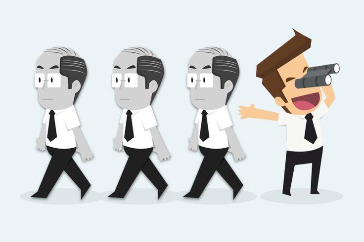 Konformität erleichtert soziale Kontakte und gibt Sicherheit, doch führt der Gruppenzwang auch zu Selbstverleugnung und schlichtweg dummen Entscheidungen...  http://karrierebibel.de/konformitaet/
