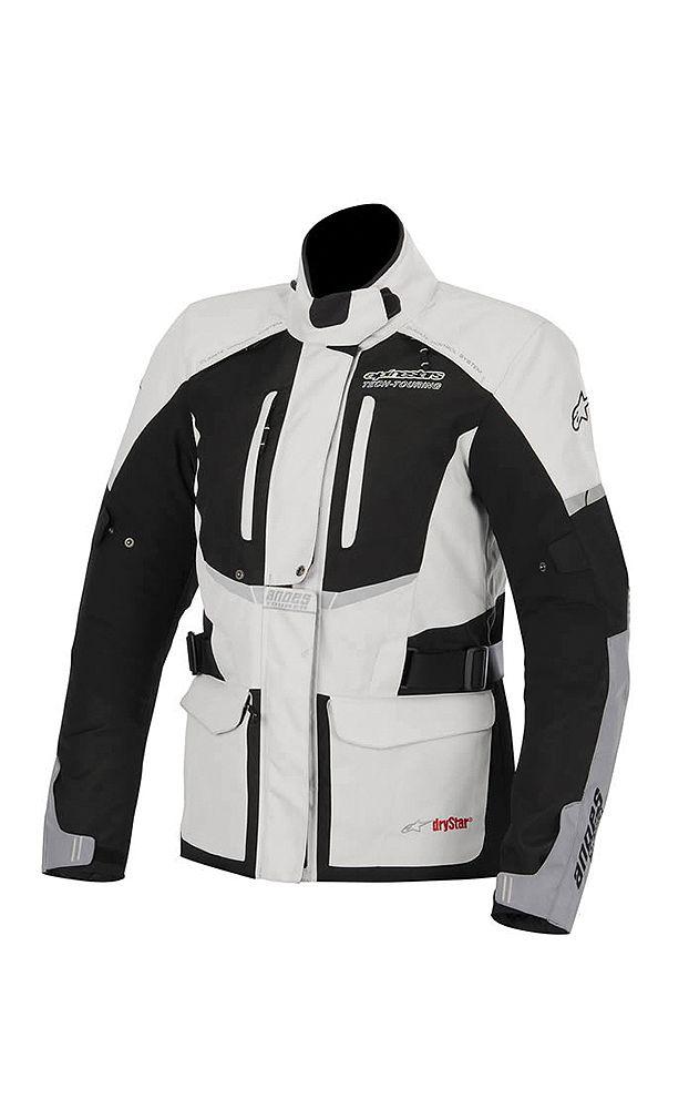 Alpinestars Stella Andes Drystar Ladies Motorcycle Jacket - LadyBiker.co.uk