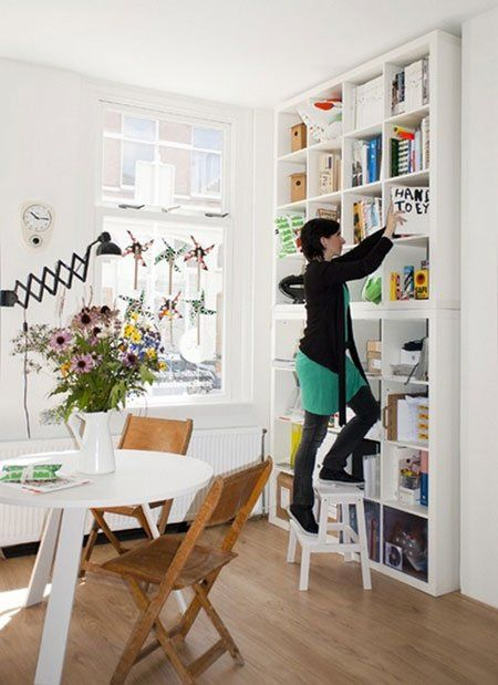 Small Space Storage Ideas 7 Simple Solutions Decorating Files Decoratingfiles Com