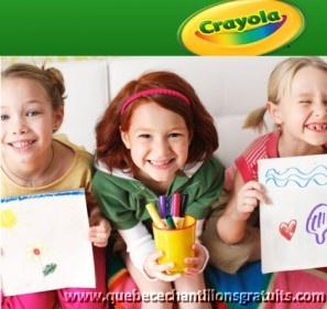 Des pages de coloriage Crayola ! - Quebec echantillons gratuits