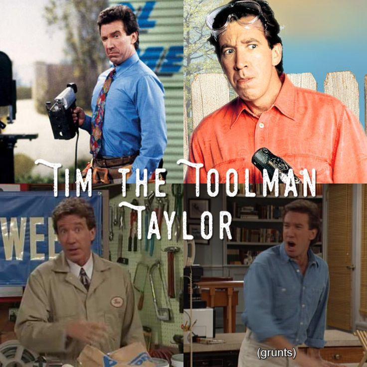 Tim The Toolman Taylor