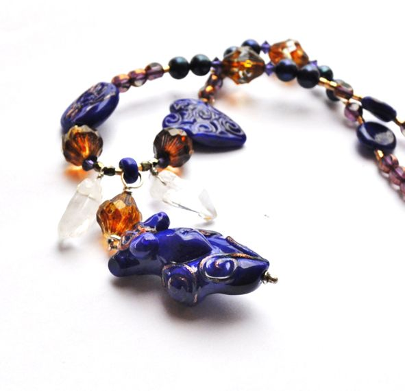 My lampwork goddesses... My jewellry/art shops: http://lise.mystore.no http://trollsmed.epla.no http://www.facebook.com/trollsmeden