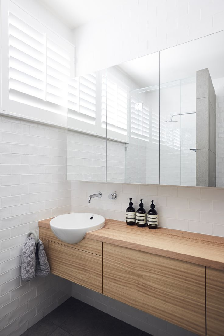 Bathroom | Hawthorn East Home by Quinn Architecture | est living