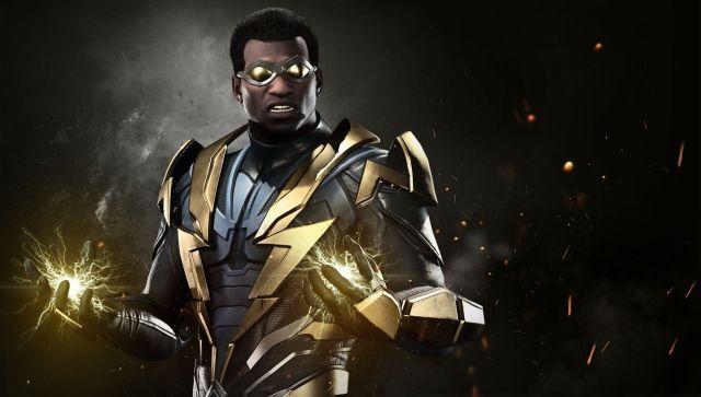 Black Lightning Revealed in Raiden Injustice 2 Gameplay Trailer