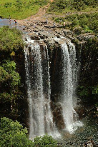 Pinnacle Waterfall #PanoramaRoute, http://buff.ly/1AE4HSV