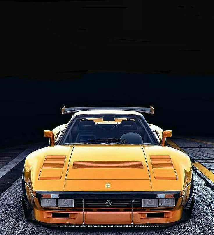 Designer Zoki Nanco has shared his vision for the 288 GTO on Behance and named it the 'Ferrari 288 GTO R'.