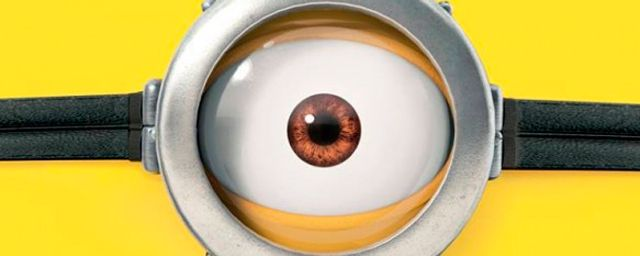 how to make minion eyes for a costume