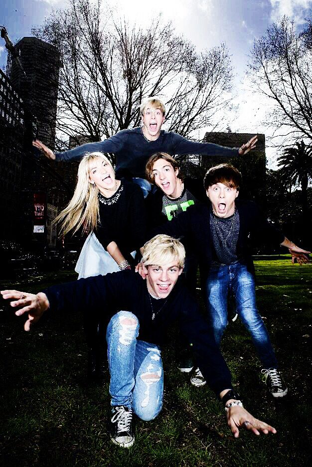 R5 Band How Many Have The Do Scd