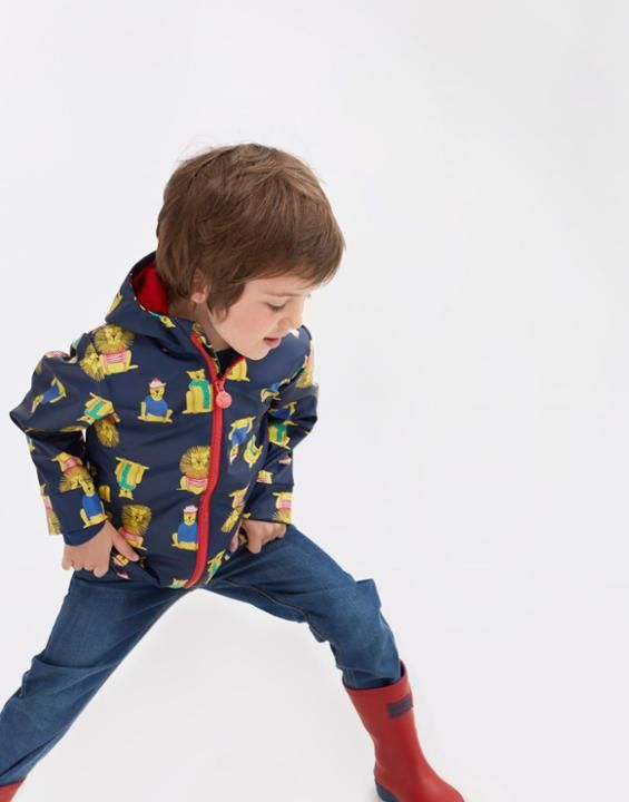 Skipper Waterproof Coat - Perfect for heading back to school in style
