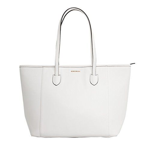 New Trending Shopper Bags: Bramble Womens Solid Color Emboss Large Totes Shoppers Shoulder Handbags White. Bramble Women's Solid Color Emboss Large Totes Shoppers Shoulder Handbags White   Special Offer: $21.69      277 Reviews 100% Brand New.Material: PU leather.Size: 49*30*17cm.Weight: 500g.Closure: zipper and buckle.Phone holder, credentials holder and zipper hidden pocket...