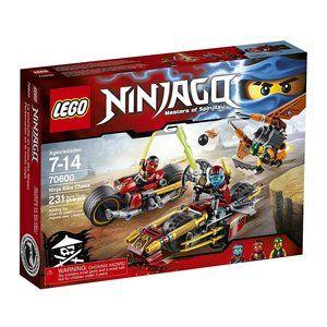 Lego Ninjago Ninja Bike Chase 70600 Building Toy