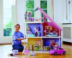 barbie haus holz die besten 17 ideen zu barbiehaus auf pinterest puppenhaus pl ne und barbie m. Black Bedroom Furniture Sets. Home Design Ideas