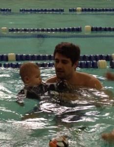 YMCA...swim lessons
