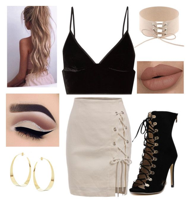 """Party People"" by arohaawilliams on Polyvore featuring T By Alexander Wang and Lana"