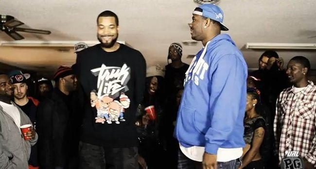 [Watch] TY LAW VS JAY RELL / URL PROVING GROUNDS- http://getmybuzzup.com/wp-content/uploads/2013/12/TY-LAW-VS-JAY-RELL-600x321.jpg- http://getmybuzzup.com/ty-law-vs-jay-rell-url-proving-grounds/-  TY LAW VS JAY RELL ByAmber B SMACK/ URL is not only the worlds most respected MC Battle arena but it also the main platform responsible for creating the majority of the talent. This battle is between Baltimore's Ty Law and Detroit's Jay Rell. Watch below.   Follow me