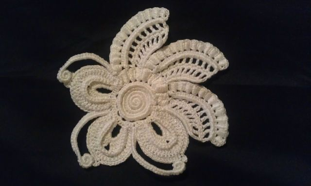 Irish crochet Одноклассники