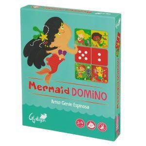 Domino Mermaids   Comprar Brinquedos, Bonecas Pano, Puzzles em Portugal