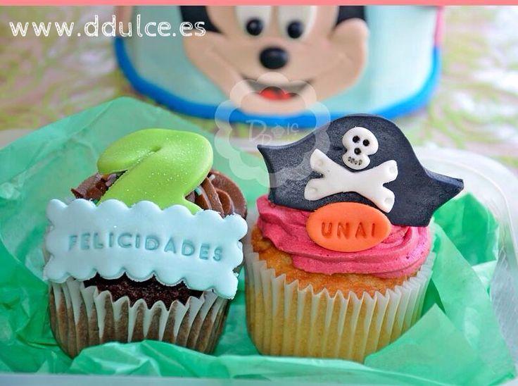 2 cumpleaños de Unai  #mickymouse #peppaig #pirata #delfín