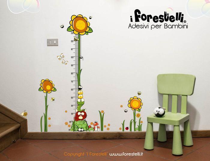 Oltre 25 fantastiche idee su adesivi per la cameretta dei - Adesivi per cameretta bambini ...