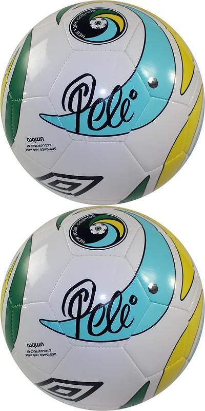 Soccer-Other 2885: Pele Signed New York Cosmos Umbro Logo Soccer Ball -> BUY IT NOW ONLY: $517.99 on eBay!