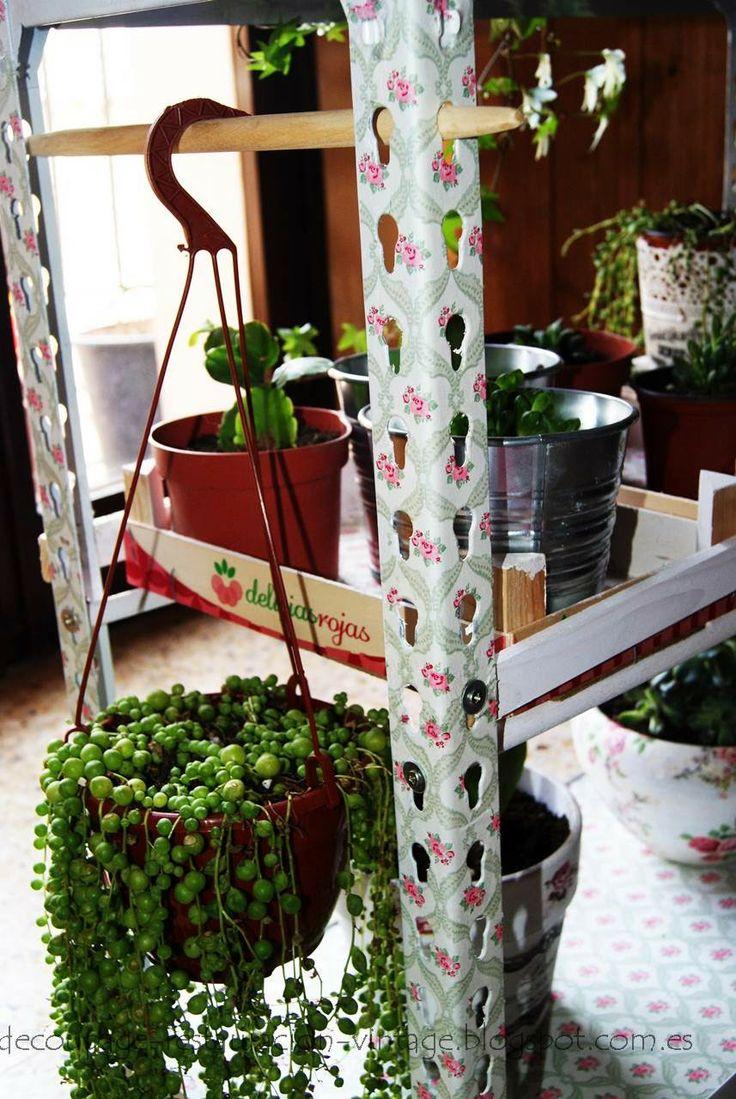 32 best images about garden ideas ideas para jard n on - Restauracion de muebles ...