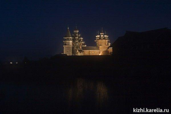 Свет кижских куполов   Кижская галерея: фото и видео — виды острова, люди…