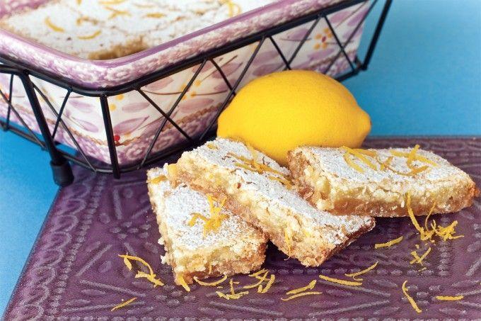 temp-tations® by Tara: Lemon Bars