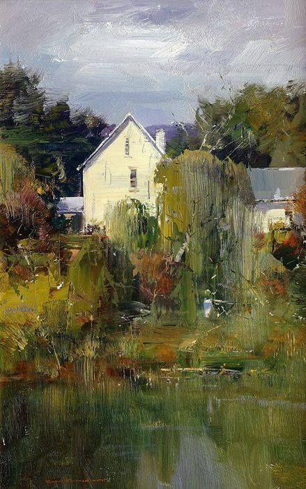 Artist - Ken Knight Australian Painter.