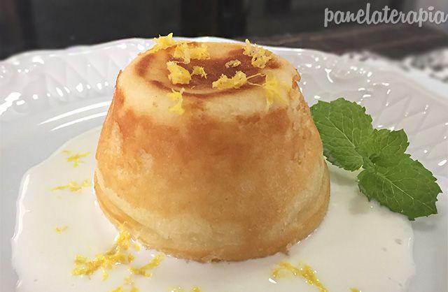 PANELATERAPIA - Blog de Culinária, Gastronomia e Receitas: Petit Gateau de Limão Siciliano