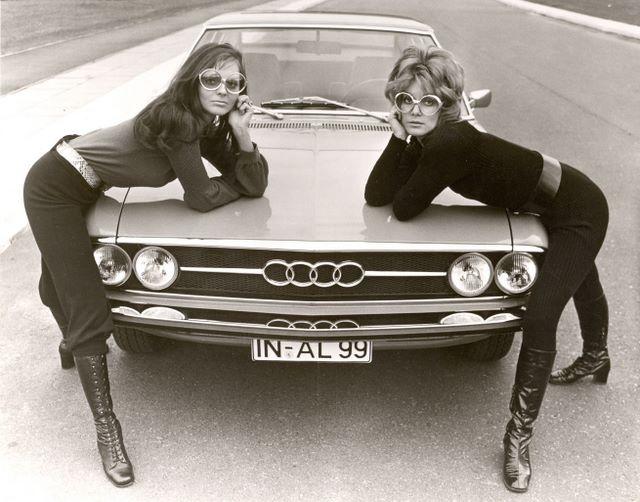 » Audi Au Féminin