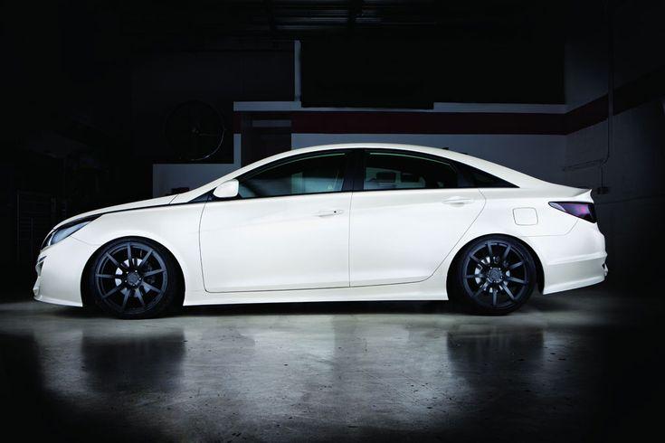 SEMA Hyundai Sonata Turbo 14
