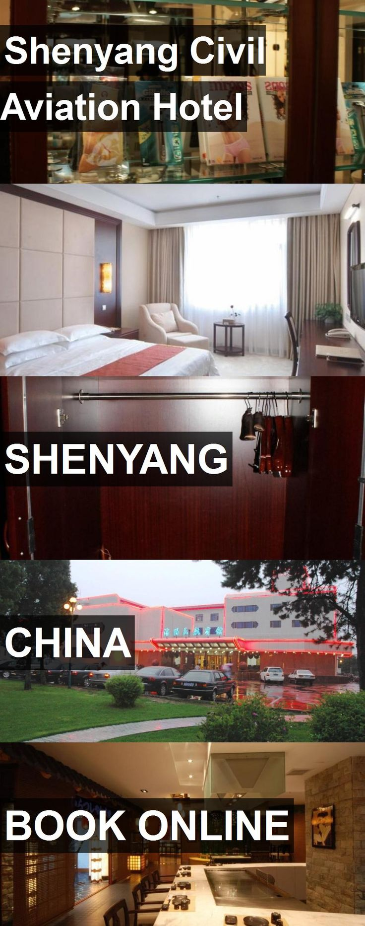 Shenyang Civil Aviation Hotel in Shenyang, China. For more information, photos, reviews and best prices please follow the link. #China #Shenyang #travel #vacation #hotel