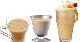 contre le rhume et la fatigue buvez du lait de poule