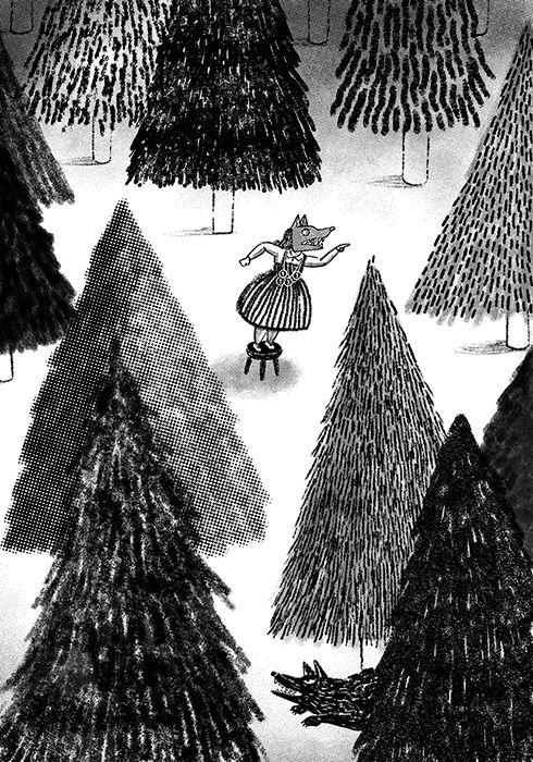 Cuentos para niños deIbargüengoitia (Planeta), ilustrados por Juan Palomino.