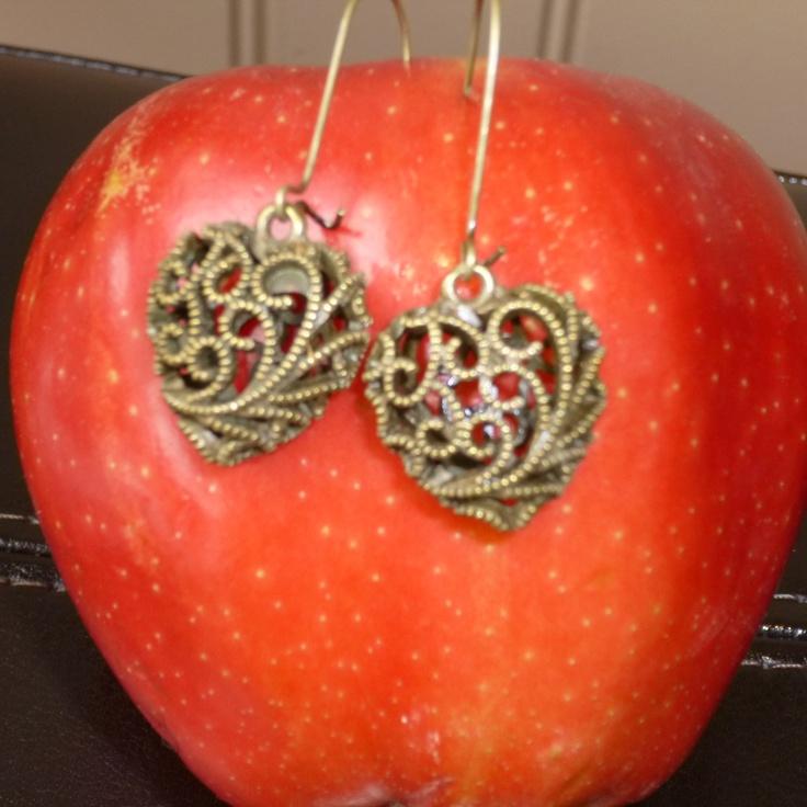 cool earring display