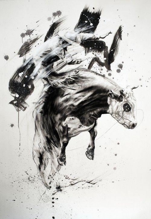 Tom French - Cowboy Balance 4