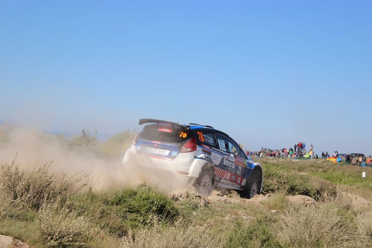 R. Torres  WRC Rally de Portugal 2015