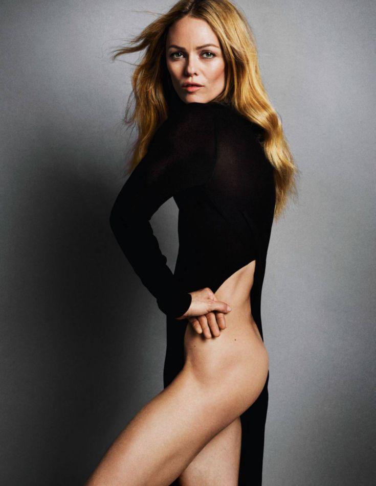 Vanessa Paradis by Inez van Lamsweerde & Vinoodh Matadin for Vogue Paris…
