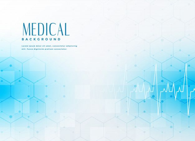 Download Stylish Blue Medical Background For Free Medical