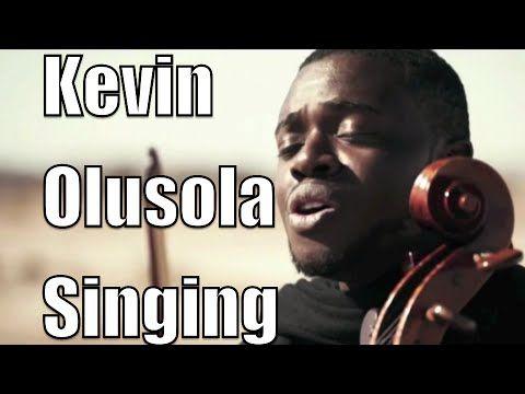 Pentatonix - Kevin Olusola Singing - YouTube