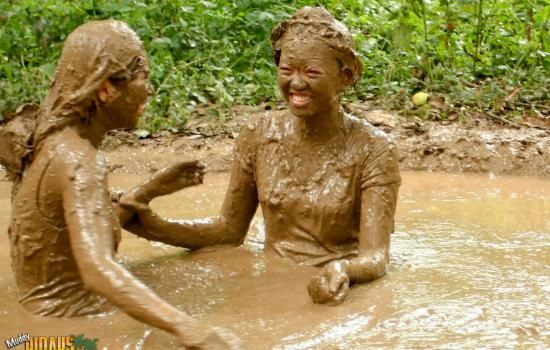 Theres mud in your hair   Wet & Messy Outdoors   Pinterest