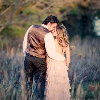 Vintage Engagement Shoot by Joey Kennedy Photography