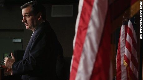 Ted Cruz is first out the gate in the 2016 race for the White House.