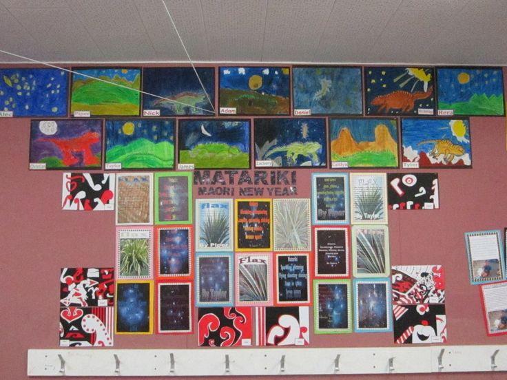 matariki art for kids - Google Search