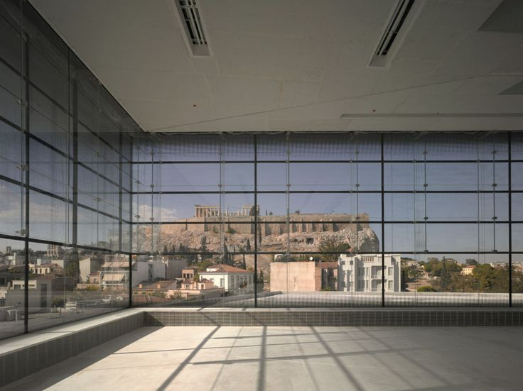 Bernard Tschumi Architects, Christian Richters · The New Acropolis Museum · Divisare
