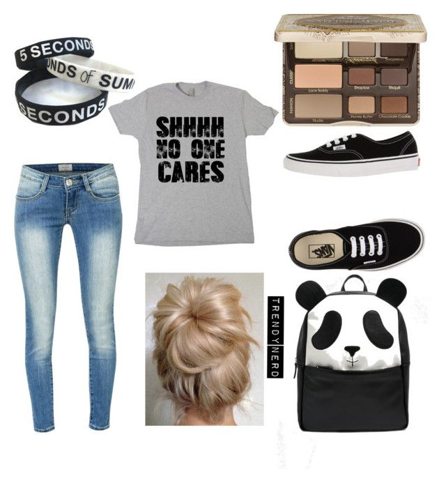 """School Style"" by trendy-nerd on Polyvore"