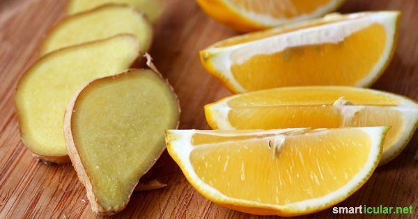 Ingwer als Wundermittel gegen Erkältungen und Infekte